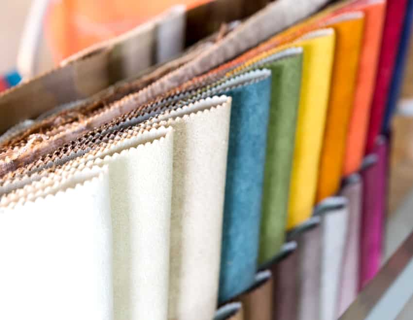 colorful flame retardant fabrics