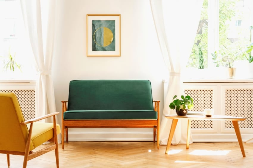 Mid Century Modern Paint Colors Designing Idea
