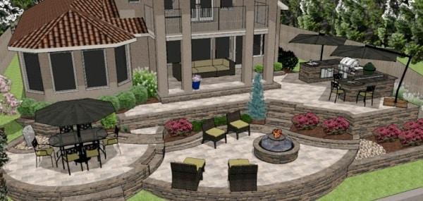 mypatiodesign custom patio design