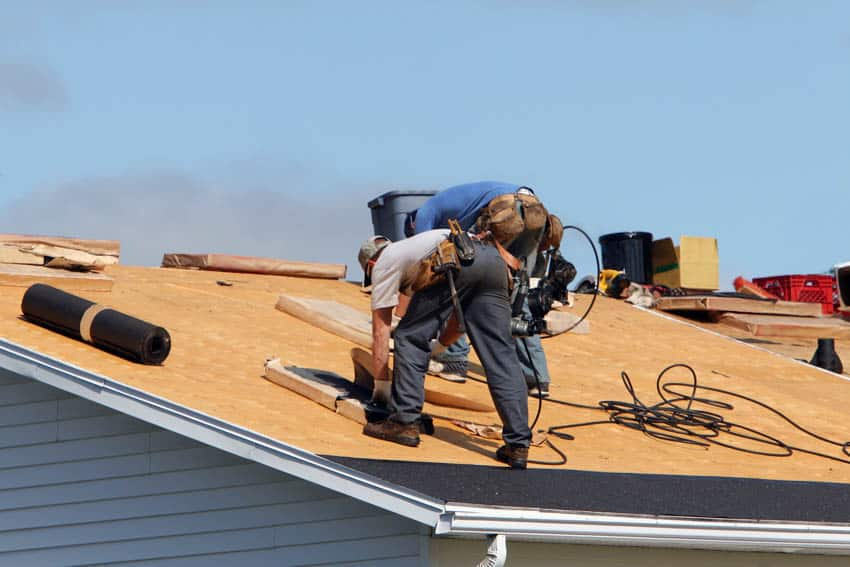 Peel and stick roofing contractors
