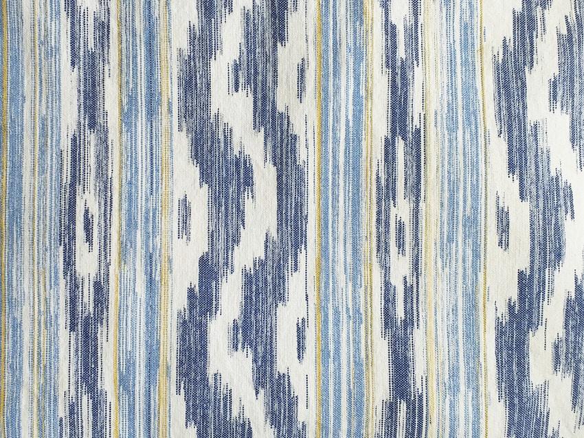 Sample texture of an ikat rug