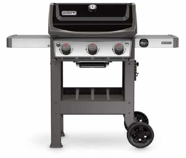 Weber spirit burner liquid propane grill
