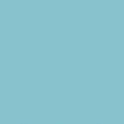 Benjamin Moore 2057-50 Turquoise Powder