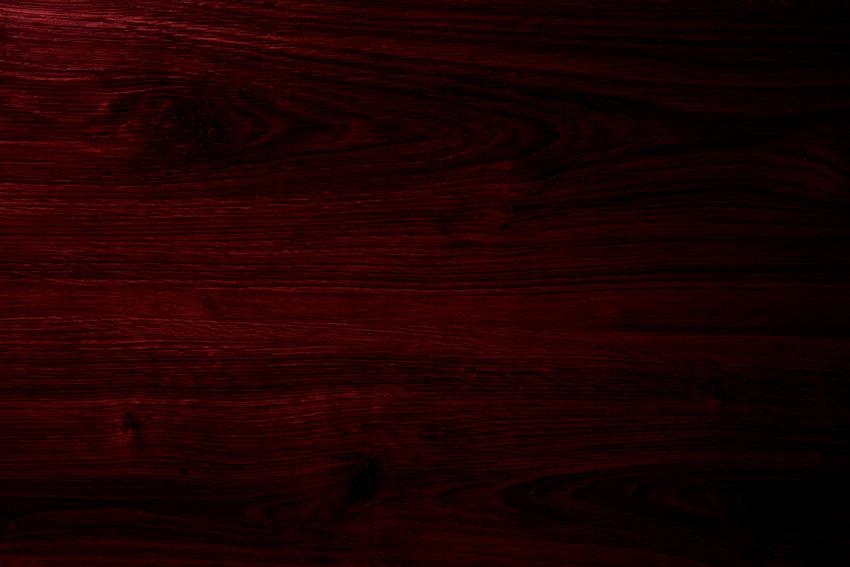 Closeup of dark cherry wood grain