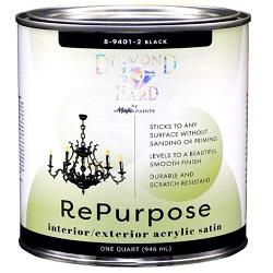 Majic paints interior exterior satin acrylic paint