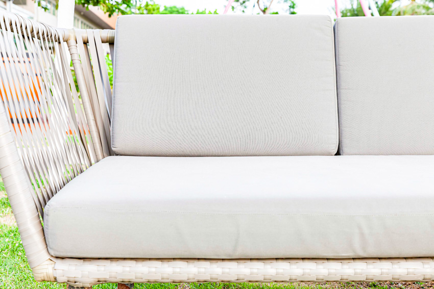 Outdoor furniture sofa cushion